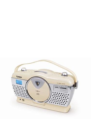Retro CD/Radio Player