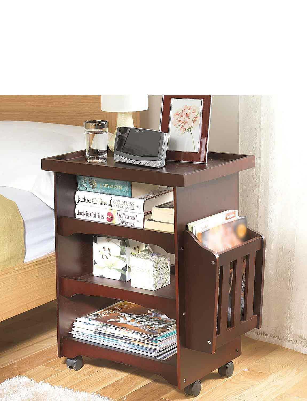 Sofa Companion Table - Mahogany