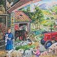 On The Farm 1000pcs Jigsaw Mc257