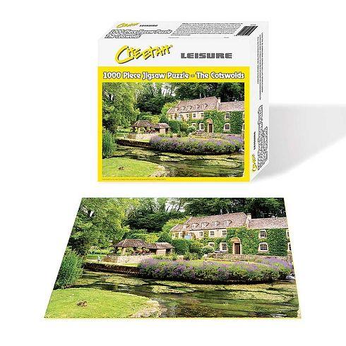 Cotswold''s Cottage 1000pcs Jigsaw Vm709c