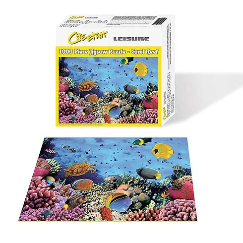 Coral Reef 1000pcs Jigsaw Vm709e