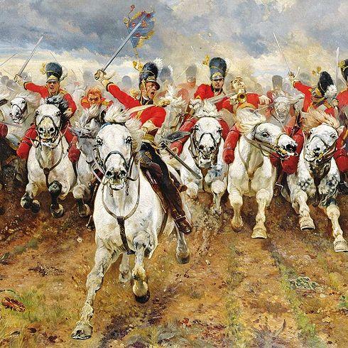 Battle Of Waterloo 200th Anniversary 1000pcs Jigsaw G6174