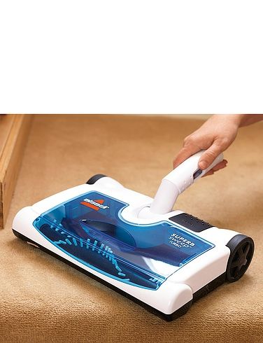 Bissell Superb Sweep Turbo Cordless 2- In- 1 Sweeper