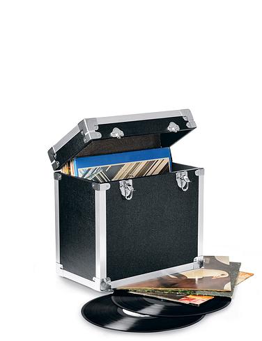 7 Inch Record Storage Box
