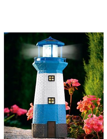 Lighthouse Solar Light