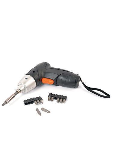 Cordless Rechargeable Screwdriver