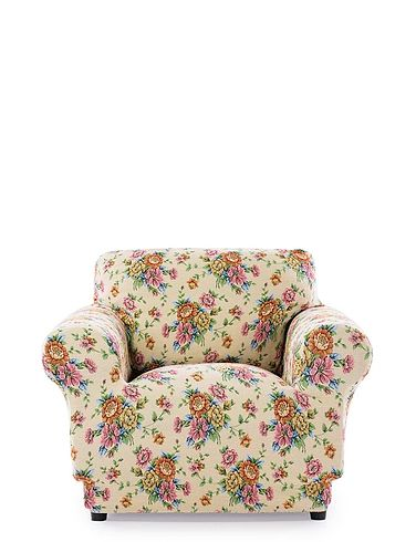 Corby 2-Way-Stretch Chair Cover