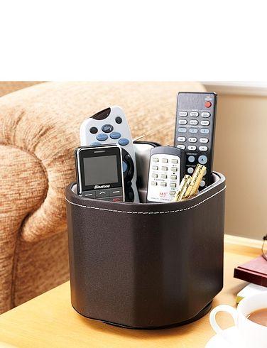 Revolving Remote Control Organiser