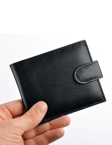 Super- Soft Billfold Wallet