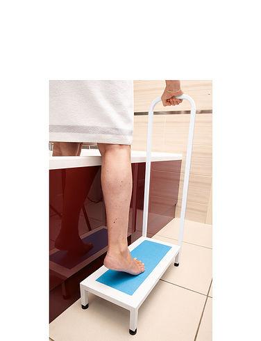 Bath Step With Handle