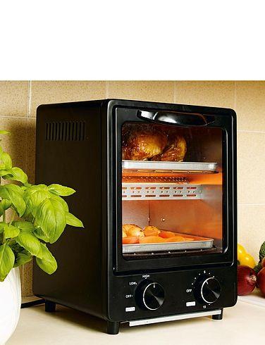 Double Decker Oven