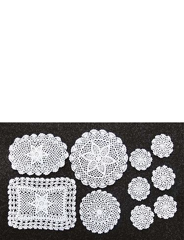 Hand-Made Crochet Set