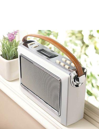 Goodmans Slimline DAB Radio
