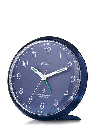 Silent Sweep Radio Controlled Alarm Clock