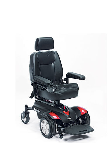 Front Wheel Drive Power Chair