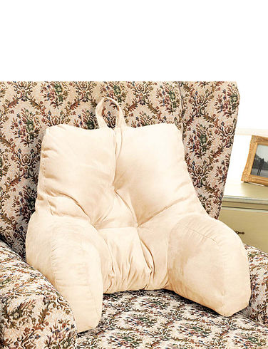 Welcome Cushion With Arms