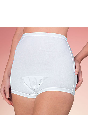 High-Waisted Comfort Brief