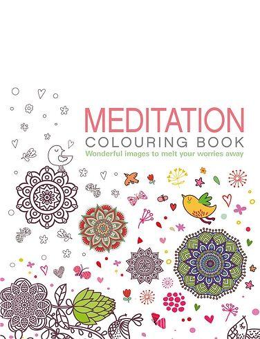 Set Of 2 Colouring Books