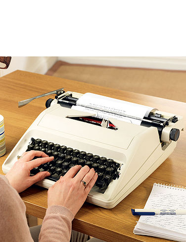 11 Inch Portable Typewriter