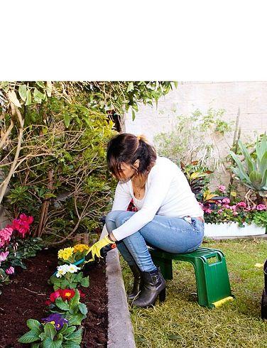 3-In-1 Garden Seat