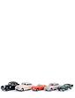 Set of 5 Classic Jaguars