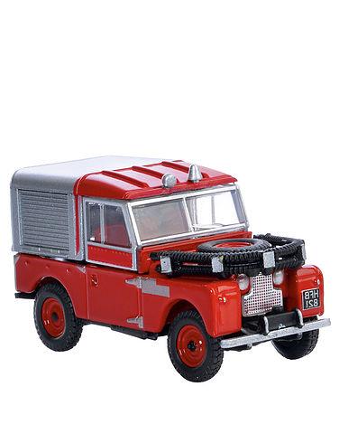 Land Rover - Fire Brigade