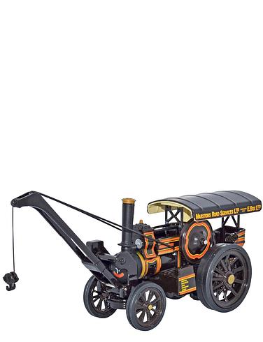 Fowler 10NHP Crane Locomotive