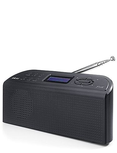 Akai Portable Dab Radio