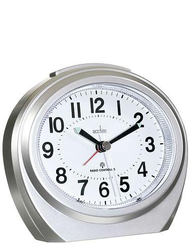 Linden Radio Controlled Alarm Clock