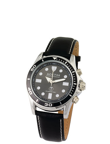 Radio Controlled Waterproof Watch