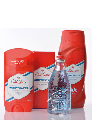 Old Spice Whitewater Aftershave Gift Set