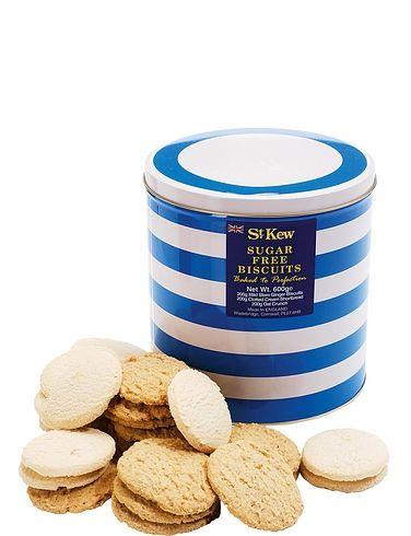 St Kew Low-Sugar Biscuits