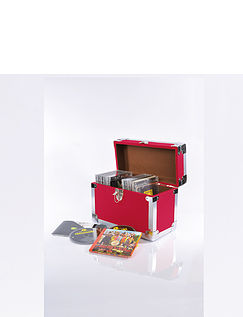 CD Portable Music StorageBox