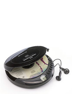 Groove Portable Personal CD Player