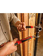 Set of Two Universal Wrenches with Power Bar