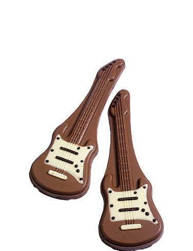 Chcoloate Guitar