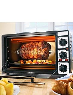 Litre Mini Oven With Rotisserie