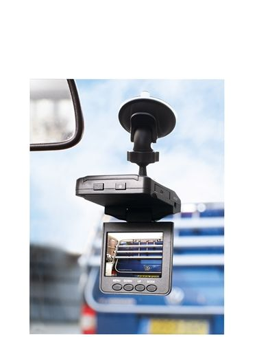 In- Car Black Box Camera And 16GB Micro SD Card