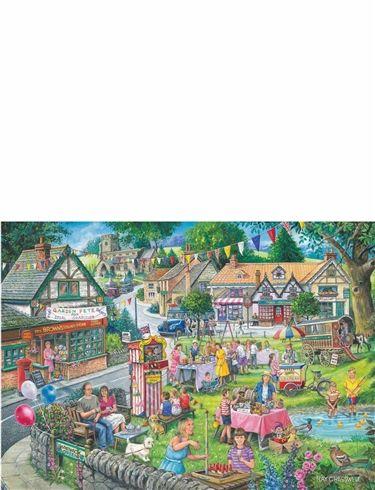1000 pc Jigsaw Puzzles Summer Green