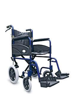 Aluminium Transit Wheelchair