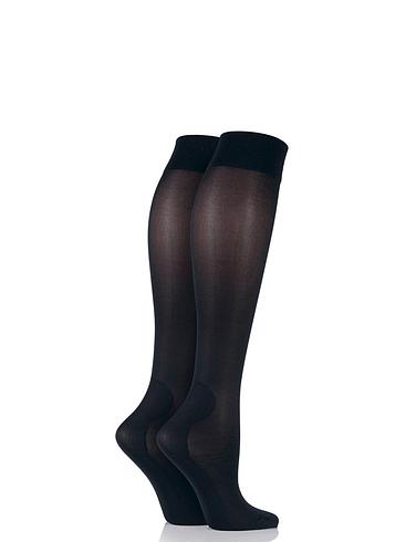 Energising Ladies Knee High Socks