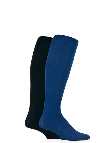 Energising Men's Knee High Socks