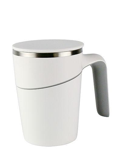 Non-Tip Vacuum Mug