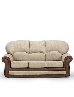 Charleston Three Seater Settee + Chair offer