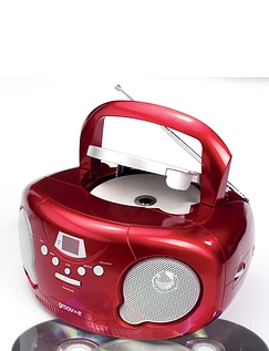 Groove Radio CD Player