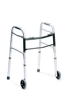 Ultra Slim Wheeled Walking Frame