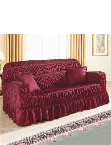 Stretch Furniture Covers For Settee plus 1 x Chair
