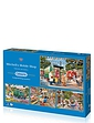 Mitchells Mobile Shop -Gibsons Boxed Set Jigsaw