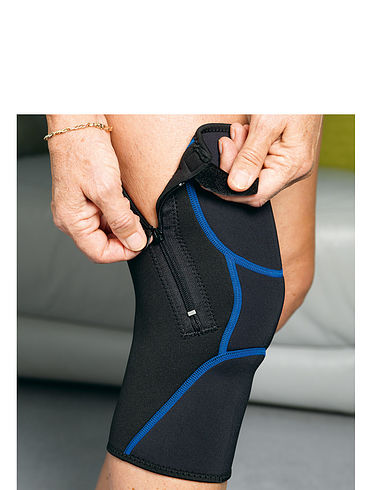 Zip Knee Wrap