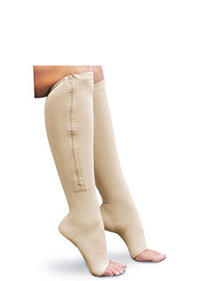 Zip Compression Socks